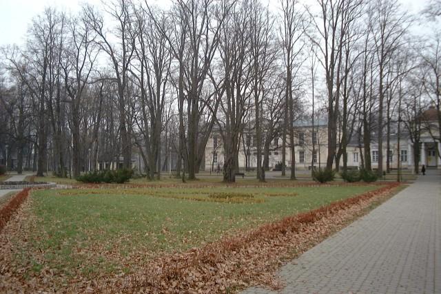 Park Zdrojowy. Licencja CC BY-SA 3.0